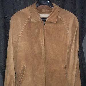 Suede Wilsons Leather Pelle Studio jacket